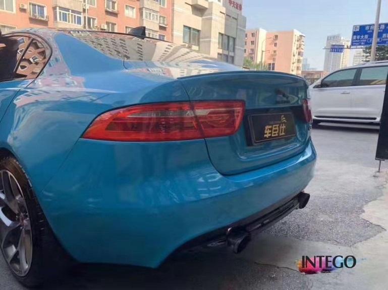 洛阳汽车改色膜多少钱「洛阳蓝澈汽车装饰供应」