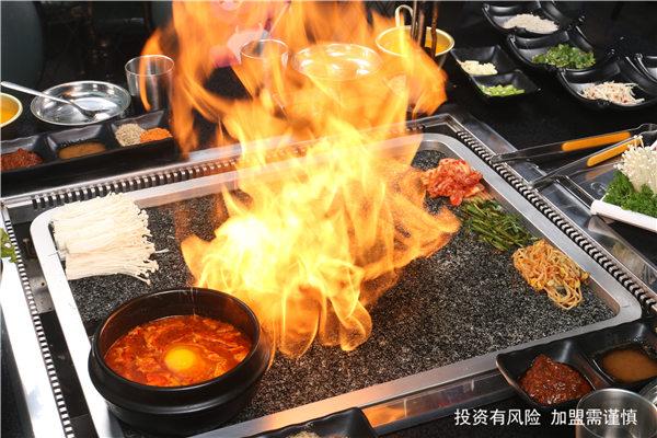 周村区创意料理烤肉配方「韩老大烤肉供应」