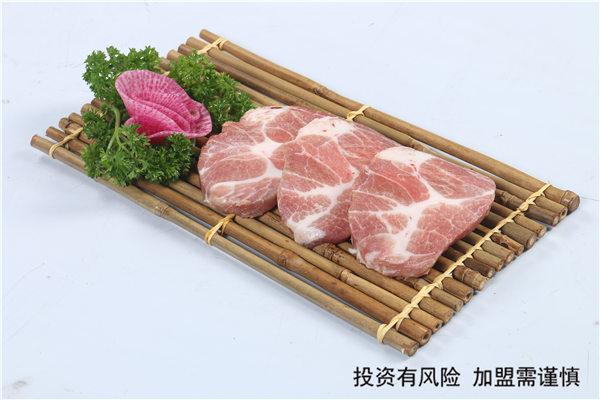 上海創業烤肉圖片 韓老大烤肉供應