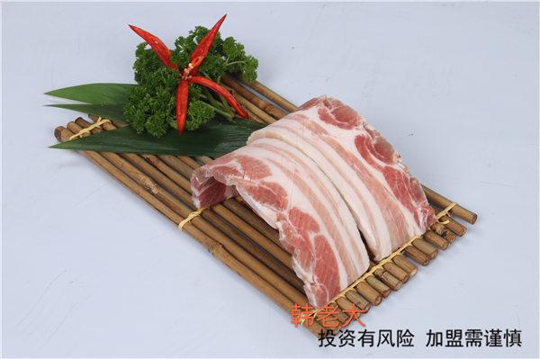 济南特色石板烤肉加盟多少钱 韩老大烤肉供应