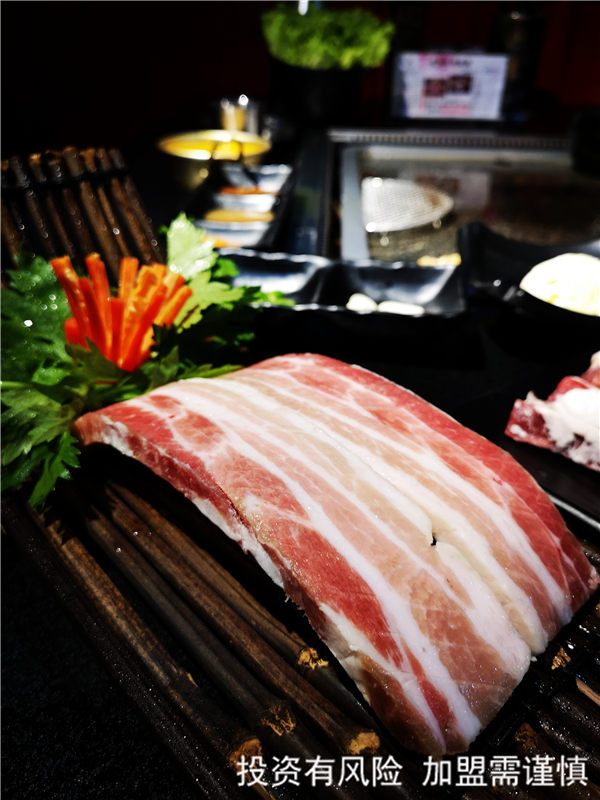 重慶韓老大石板料理加盟費