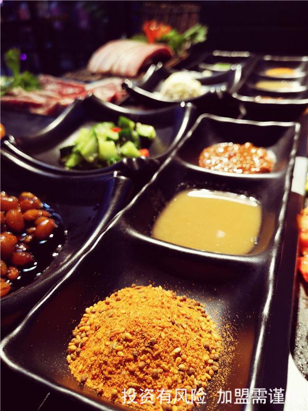 张店区电韩式烤肉料理加盟多少钱 韩老大烤肉供应