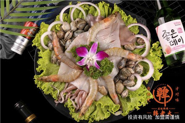 江苏电韩式料理加盟 韩老大烤肉供应