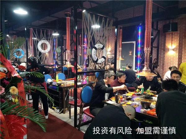 张店区创业韩式烤肉 韩老大烤肉供应
