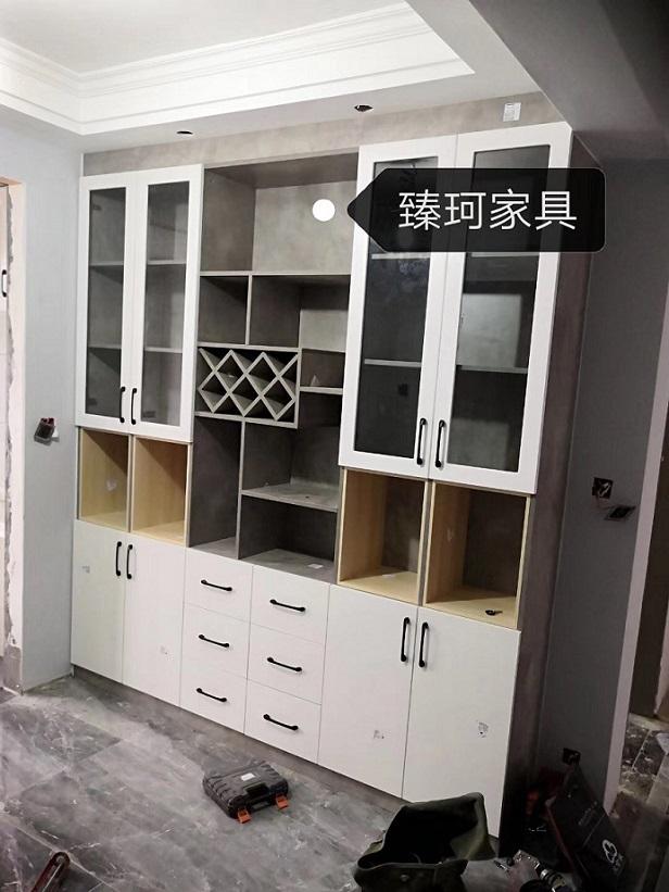 洛阳衣柜定制价格「洛阳臻珂家具供应」