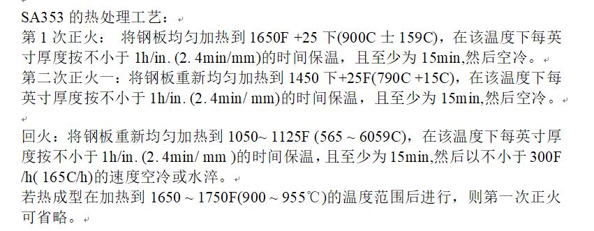 金坛区新余美标板SA203M Gr.A「无锡策合商贸供应」
