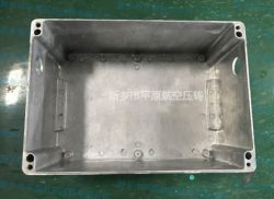 甘肃汽车转向器铝合金壳体厂,壳体