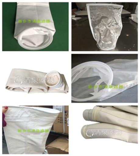 亚克力滤袋供应 新乡市清泉滤器设备供应