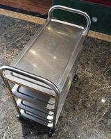扬州西餐火锅菜架价格 诚信为本 无锡市永会厨房设备制造供应