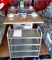 舟山货架价格如何计算 贴心服务 无锡市永会厨房设备制造供应