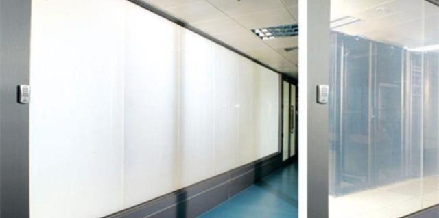 蚌埠写字楼调光玻璃订制,调光玻璃