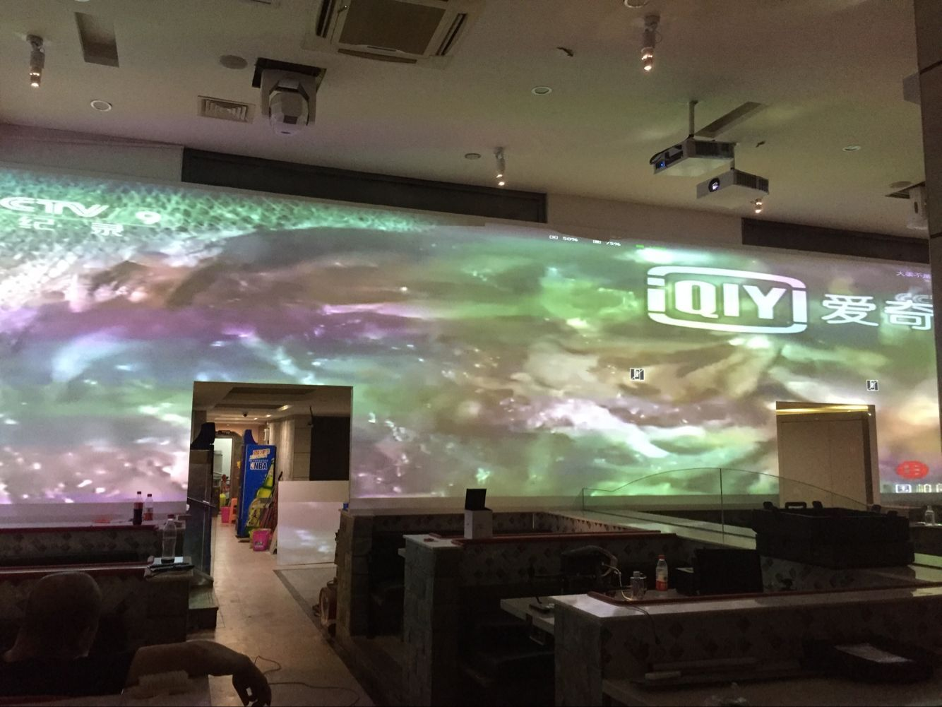 广东大型光影餐厅哪里好 上海音维电子科技供应「上海音维电子科技供应」