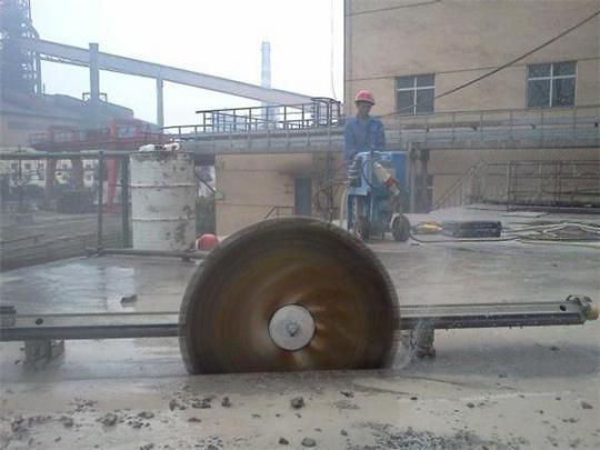 新疆水下混凝土切割