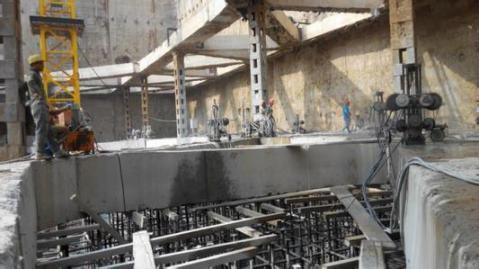 新疆鉆孔切割哪家好 新疆安勝達拆除工程供應