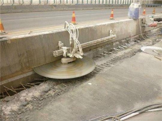乌鲁木齐桥梁切割哪里好 新疆安胜达拆除工程供应