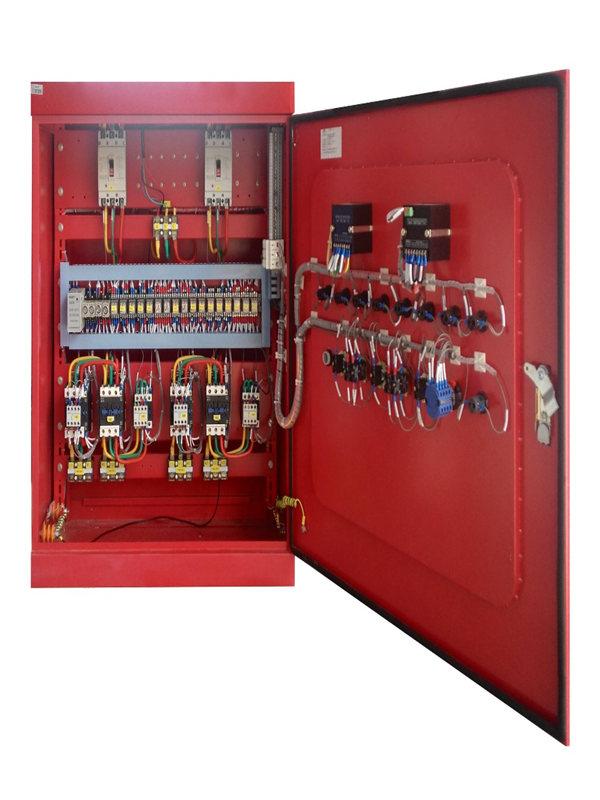 赣州优良消防排烟风机控制箱多少钱,消防排烟风机控制箱