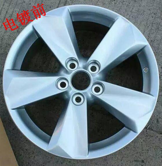 昆山轮毂电镀翻新厂家「苏州轮博士汽车技术服务供应」