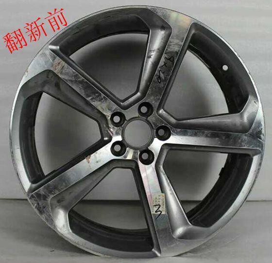 常熟轮毂轮圈车轮划痕修复翻新找哪家「苏州轮博士汽车技术服务供应」
