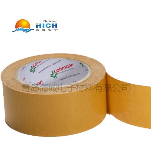 山东罗曼棉纸双面胶带 真诚推荐「青岛海诚电子材料供应」