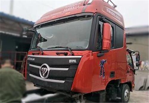 山东直销欧曼驾驶室总成厂家直供 欢迎咨询「北京华运亨通」