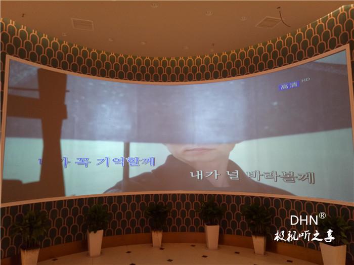 山东全景KTV投影贵吗 上海音维电子科技供应