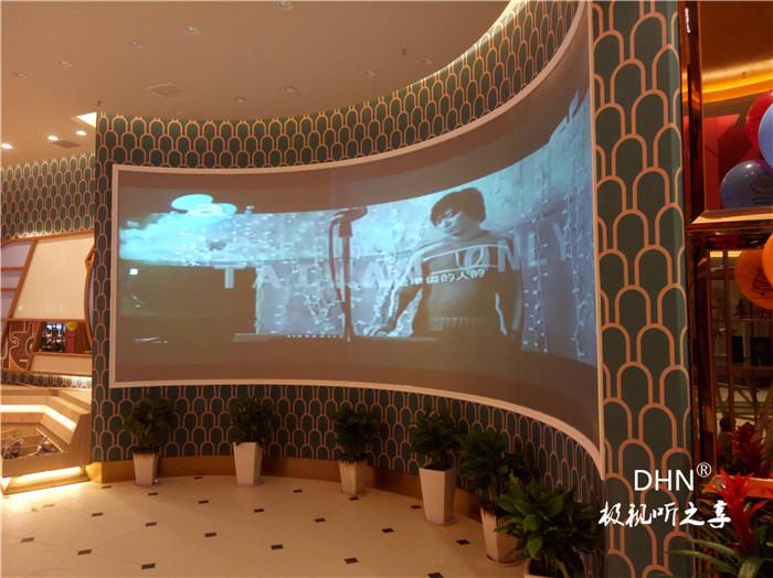 福建KTV投影怎么做 上海音维电子科技供应「上海音维电子科技供应」