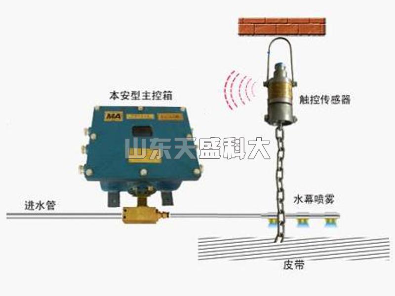 内蒙古zp127洒水装置 山东天盛科大电气股份供应