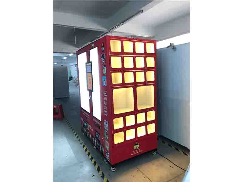 晋江自动售货机品牌,售货机