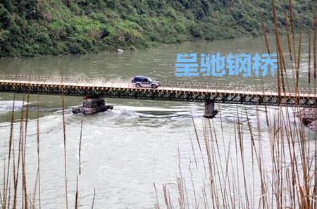 贵州加工贝雷片供应商 客户至上「江苏呈驰钢桥供应」