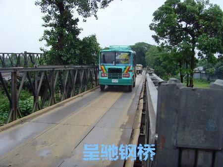 贵州双排贝雷片生产 诚信服务 江苏呈驰钢桥供应