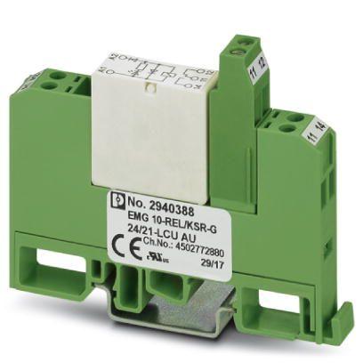 REL-MR-24DC/1IC菲尼克斯继电器特价 有口皆碑「上海积进自动化设备供应」