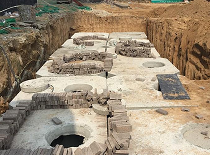 濮阳环保化粪池型号 欢迎咨询 郑州盛彩建筑材料供应