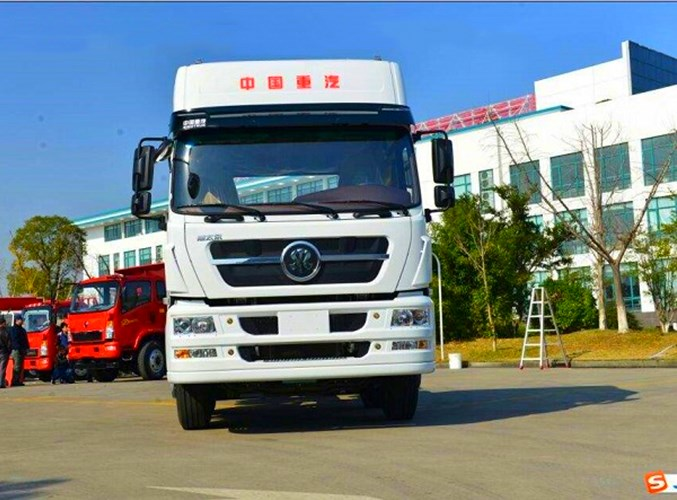 中国知名重汽商用车,重汽