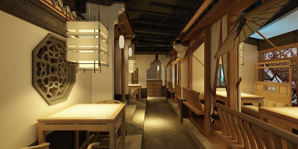 浙江专业中餐厅设计哪家好 上海七原空间设计供应