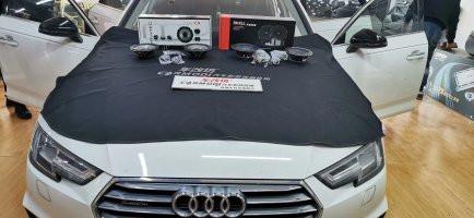阿克苏意大利TEC音响改装「车佳坊汽车用品供应」