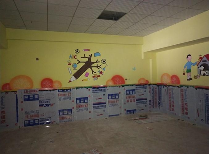 中原区墙绘效果 信息推荐 河南文彩装饰工程供应