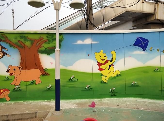 东区墙绘变色 信息推荐 河南文彩装饰工程供应