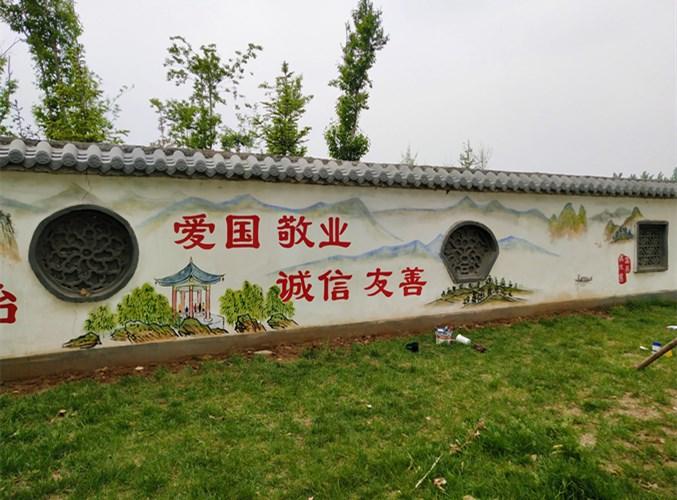 登封酒店墙绘 信息推荐 河南文彩装饰工程供应