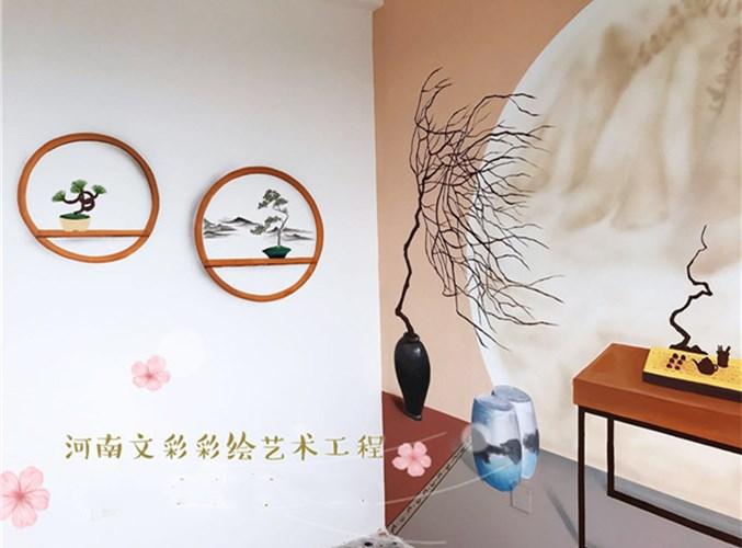 二七区幼儿园彩绘公司 值得信赖 河南文彩装饰工程供应