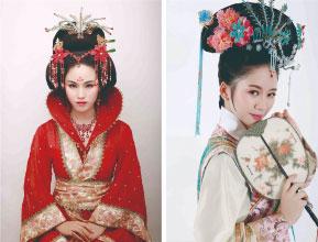 柳州職業化妝美容美甲培訓學校 推薦咨詢 東方傲才美容美發培訓供應