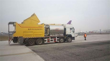 天津同步封层车厂家直销 新乡市骏华专用汽车车辆供应