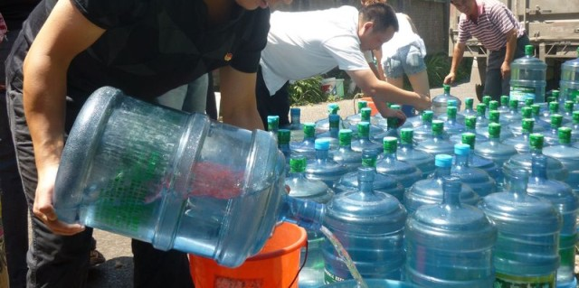 颍州区汽配城送水多少钱,送水