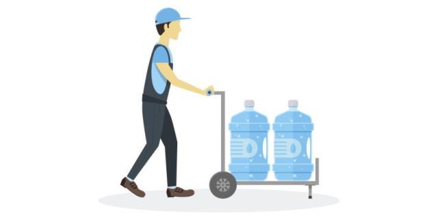 颍东净化水送水价格 阜阳市海洋纯净水供应