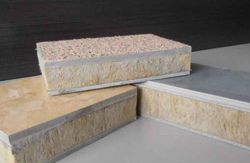 淄博复合保温装饰一体板批发 淄博文超外墙保温板供应