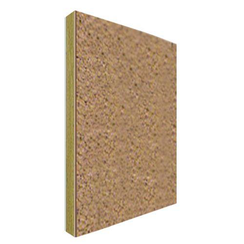 淄博岩棉保温装饰一体板定制 淄博文超外墙保温板供应