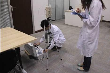镇江家用甲醛检测与治理 创新服务 江苏冰雪环保科技供应