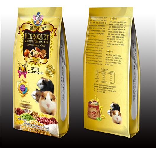 新疆金丝熊鼠粮生产「山东艾塔宠物饲料供应」