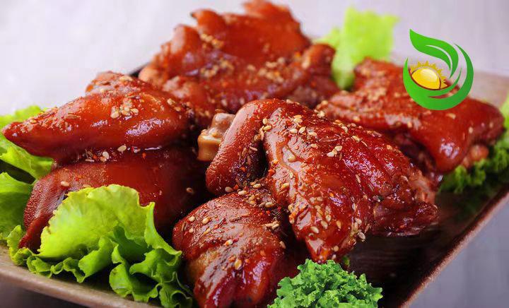 郑州美食街猪蹄加盟 欢迎来电 山东绝制食品供应