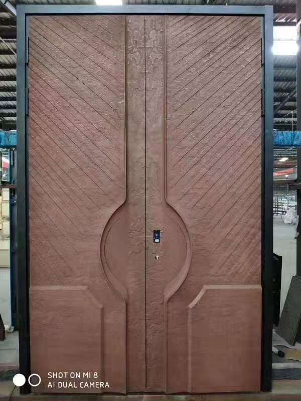 铝合金大门铸造设备哪家好,铸造