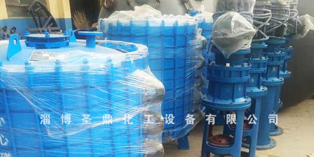 北京高温搪玻璃反应釜配件「淄博圣鼎化工设备供应」